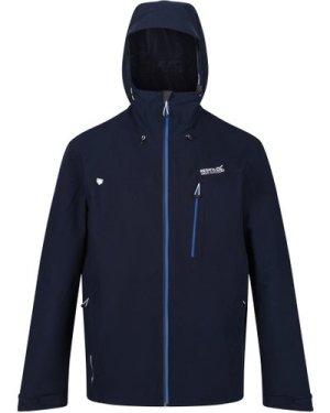Regatta Men's Birchdale Waterproof Jacket - Blue/Birchdale, Blue/BIRCHDALE