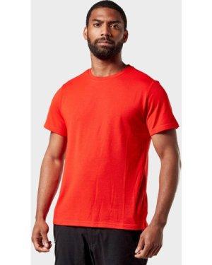 Craghoppers Men's Tech Short Sleeve T-Shirt - Red/Brd, Red/BRD