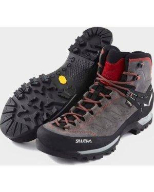 Salewa Men's Mountain Trainer Mid Gore-Tex Walking Boots - Grey/Gtx, Grey/GTX