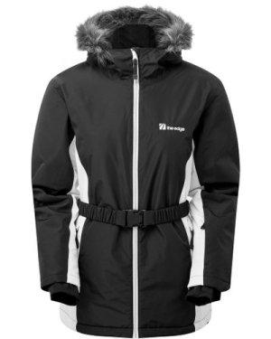The Edge Women's Verbier Snow Jacket - Black/Wmns, Black/WMNS