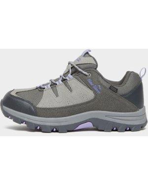 Peter Storm Women's Howden Walking Shoe - Grey/Blk, Grey/BLK