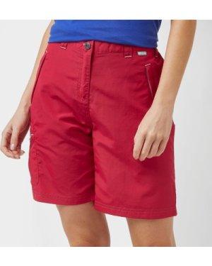 Regatta Women's Chaska Shorts - Pnk/Pnk, PNK/PNK