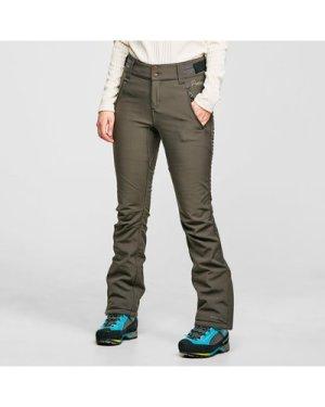Protest Women's Lole Softshell Ski Trousers - Grey/Gry, Grey/GRY