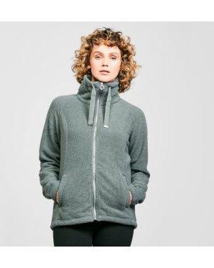 Regatta Women's Zaylee Full-Zip Fleece - Green/Grn, Green/GRN