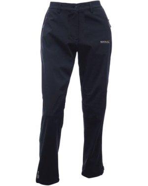 Regatta Women's Geo Softshell Trousers Ii - Black/Ii, Black/II