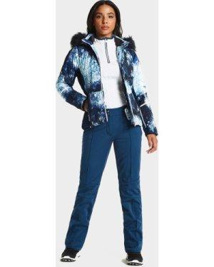 Dare 2B Women's Clarity Luxe Ski Pants - Navy/Wmns, Navy/WMNS
