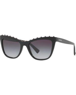 Valentino VA4022 5001/8G Black/Grey Gradient