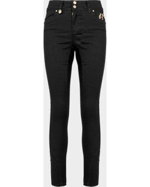 Women's Holland Cooper Jodhpur Skinny Jeans Black, Black
