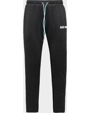 Men's Azat Mard Small Logo Track Pants Black, Black
