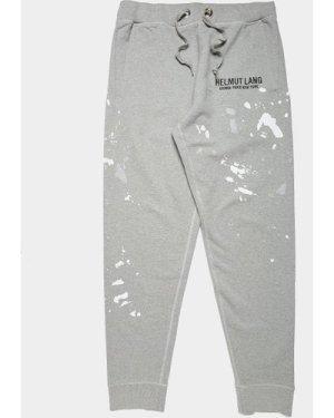 Men's Helmut Lang Painter Track Pants Grey, Grey