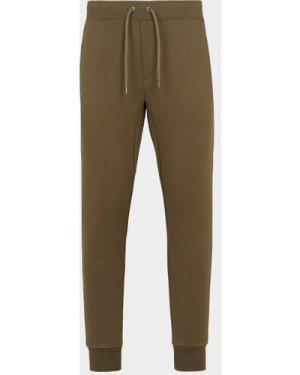Men's Polo Ralph Lauren Fleece Cuffed Track Pants Gre, Khaki