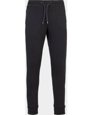Men's PS Paul Smith Basic Zebra Track Pants Black, Black