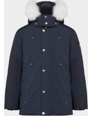 Moose Knuckles Parker Jacket Blue, Navy