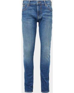 Kid's Emporio Armani J06 Denim Jeans Blue, Blue