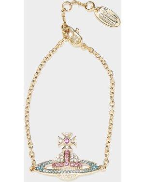 Women's Vivienne Westwood Kika Bracelet Gold, Gold