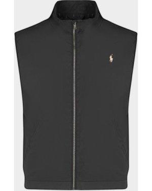 Men's Polo Ralph Lauren Maidstone Lightweight Gilet Black, Black/Black