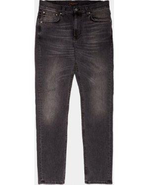 Men's Nudie Jeans Co. Lean Dean Slim Jeans Grey, Grey