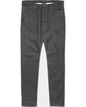 Men's Emporio Armani J06 Slim Core Jeans Black, Black