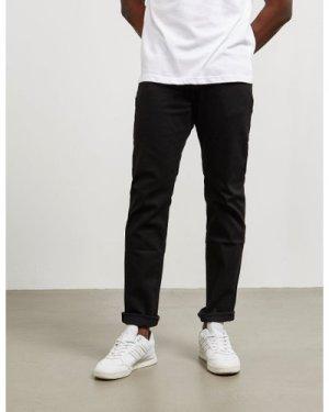 Men's Tommy Hilfiger Denton Regular Fit Jeans Black, Black