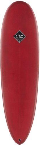 Light Drop Resin Tint 7'4 red