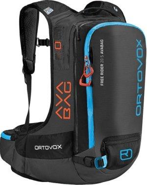 Ortovox Free Rider 20 S Avabag Kit Backpack black anthracite