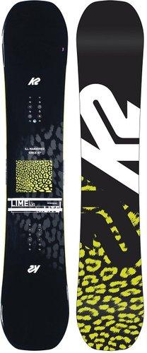 K2 Lime Lite 146 2021 Snowboard design