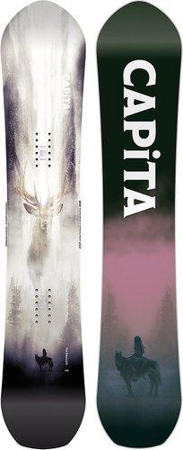 CAPiTA The Equalizer By Jess Kimura 150 2021 Snowboard white