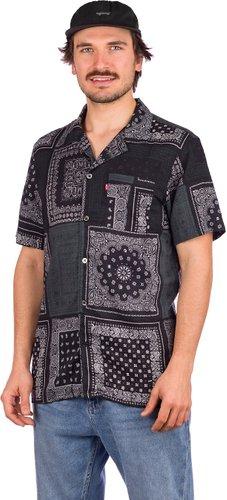 Levi's Cubano Shirt multibandana beautifl blk