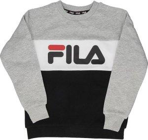 Fila Night Blocked Crew Sweater black