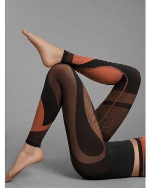 Sheer Motion Leggings - 9648 - XS
