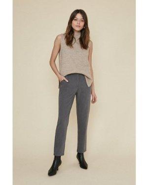 Womens Workwear Trouser - grey, Grey
