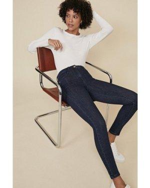 Womens Organic Sculpting Skinny Jean - indigo, Indigo