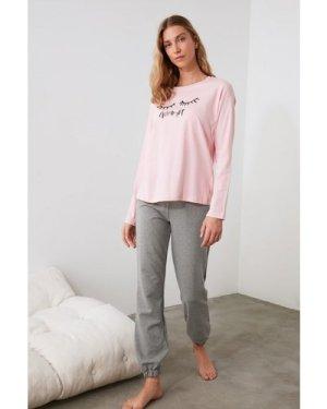 Trendyol Little Mistress x Trendyol Goodnight Eyelash Pyjamas size: S,