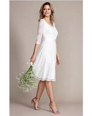 Alie Street London Arabella Lace Wedding Dress size: 10-12 UK, colour: