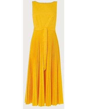 Patti Sunshine Cotton Dress, Sunshine