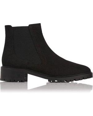 Jada Black Ankle Boots, Black
