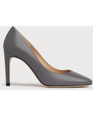 Nova Grey Leather Courts, Warm Grey