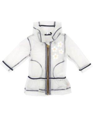 Transparent raincoat THE MARC JACOBS INFANT GIRL
