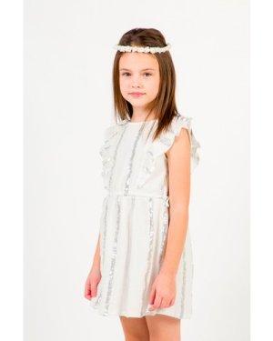 Woven dress CARREMENT BEAU KID GIRL
