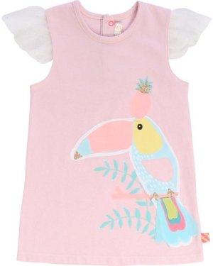 Printed cotton jersey dress BILLIEBLUSH INFANT GIRL