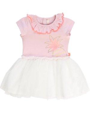 Dual-material tutu-style dress BILLIEBLUSH INFANT GIRL