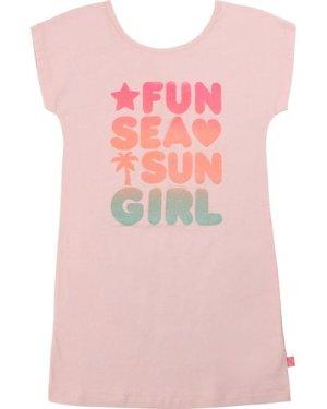 T-shirt dress in cotton jersey BILLIEBLUSH KID GIRL