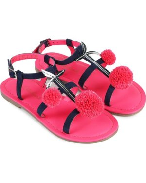Sandals with patch BILLIEBLUSH KID GIRL