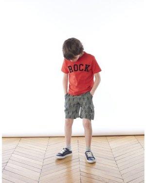 Printed surf shorts ZADIG & VOLTAIRE KID BOY