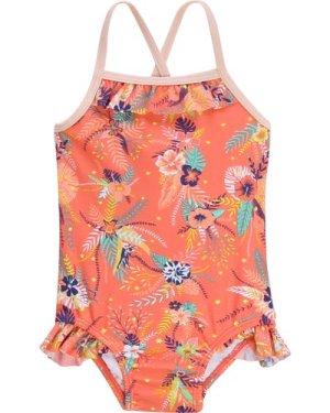 1-piece bathing suit CARREMENT BEAU NEWBORN GIRL