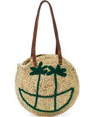 Palm Smile Basket
