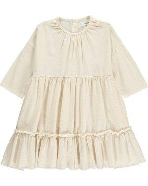 Cotton and Rayon Dress