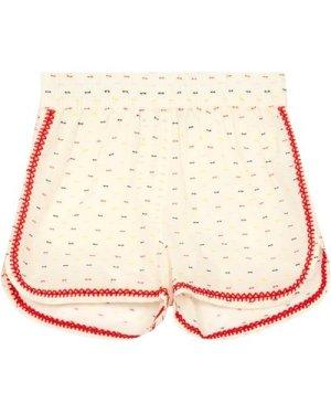 Nathalie Dobby Spot Shorts