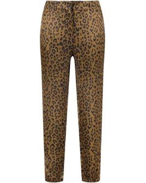 Tchad Crepe Satin Trousers