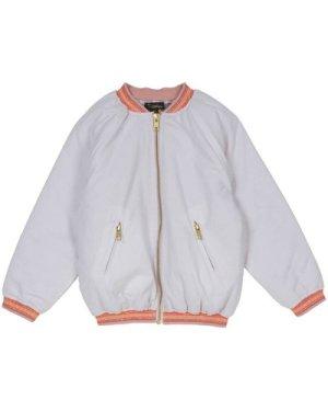 Nina Fruit Bomber Jacket with Embroidered Back